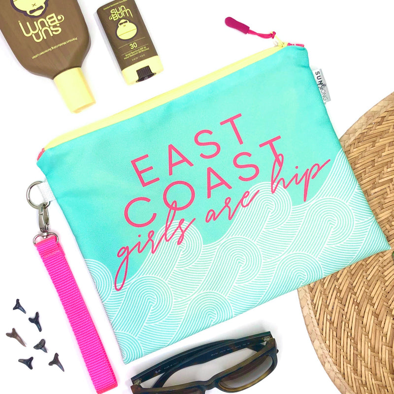 East Coast Girls Wet Bag