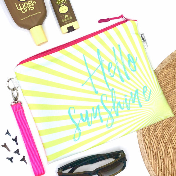 Hello Sunshine Wet Bag