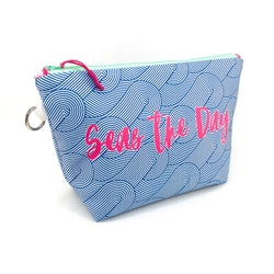 Seas the Day Makeup Bag