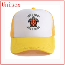 Load image into Gallery viewer, Skip A Straw Save A Turtle Hat - Adult & Kids Size available