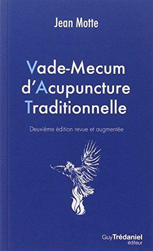 Vademecum d'acupuncture traditionnelle