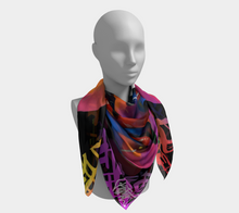 Load image into Gallery viewer, Bass Goddess Tapestry/Scarf