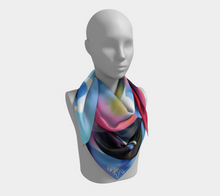Load image into Gallery viewer, II Hydrahedron Large Tapestry/Scarf