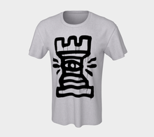 Load image into Gallery viewer, ROOKEYE grey unisex tshirt