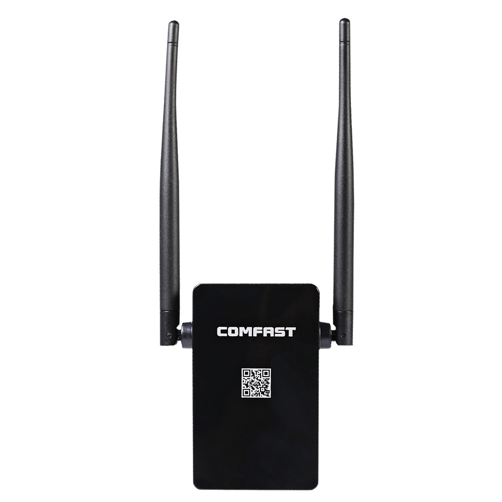 Comfast CF - WR302S 300Mbps WiFi Repeater Dual 5dbi Antenna Signal Booster with Built-in Dual Realtek Chipset