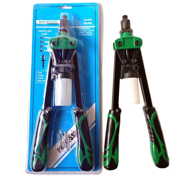 13 Inch Heavy Duty Mini Hand Riveter Blind Rivet Gun Tool