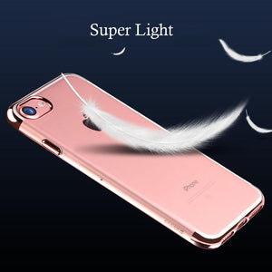 Ultra Light Soft Cases For iPhone 8, 8 Plus,  7 / Plus
