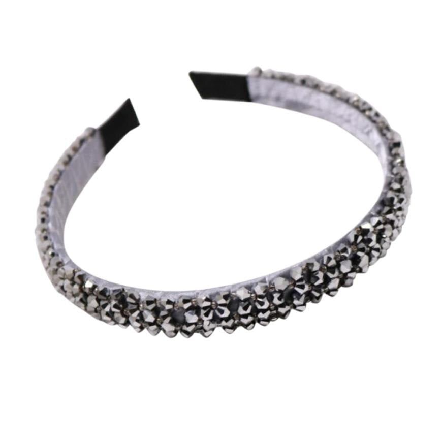 Women Hairband with Crystal in Fashion hair accessories