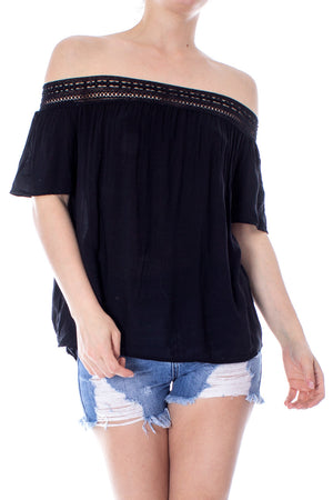 Jacqueline De Yong  Women Top