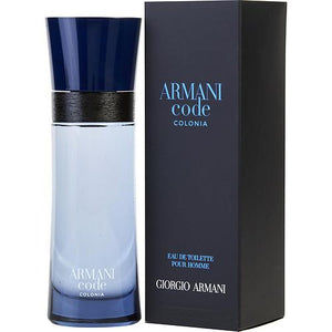 ARMANI CODE COLONIA by Giorgio Armani EDT SPRAY 2.5 OZ