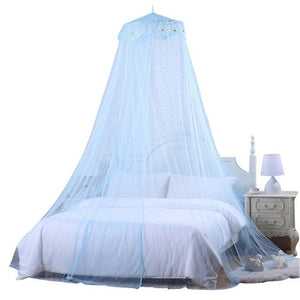 Nordic Baby Mosquito Net Accessories Hanging Ball Princess Kids Bedroom Children Bed Tent Baby Girl Room Decor Crib Netting Ball