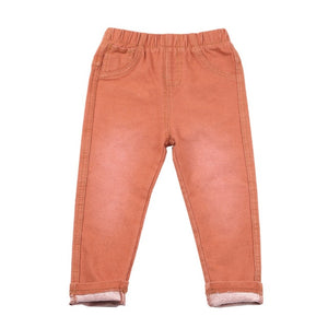 Kindstraum 2019 Kids 4 Colors Jeans Spring & Summer Style Fashion Denim Pants CottonTrousers for Baby Boys & Girls, MC117