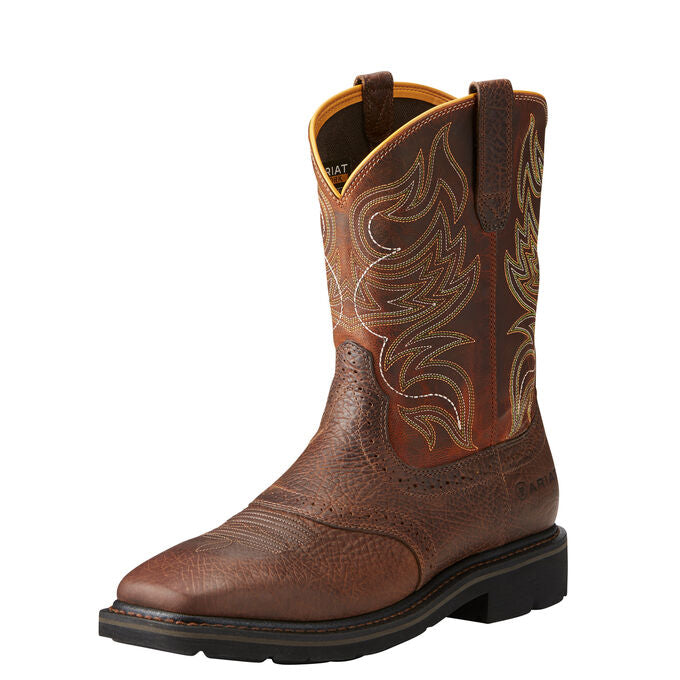 Men's Ariat Sierra Shadowland Steel Toe Work Boot