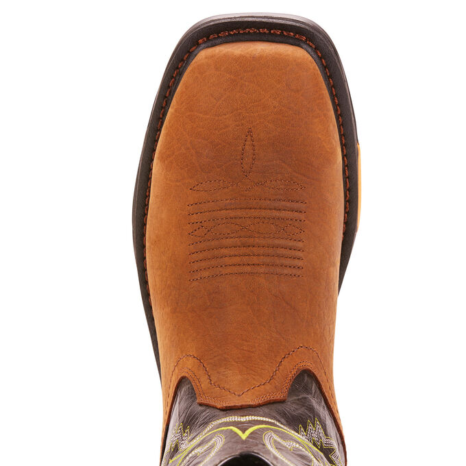 Ariat Men's WorkHog XT Waterproof Work Boot