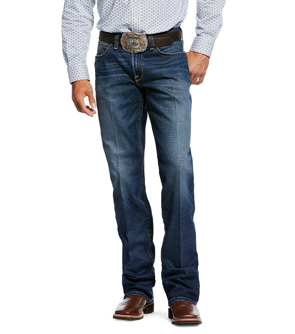 Men's Ariat M4 Forest Travis Boot Cut Jean