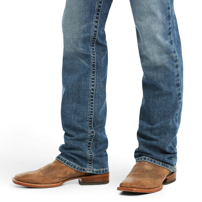 Ariat Men's M5 Slim Stretch Harper Straight Jean