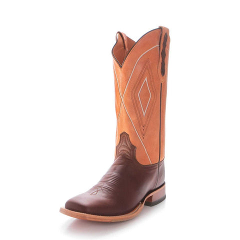 Men's Tony Lama Tan Vaca Heritage Boot