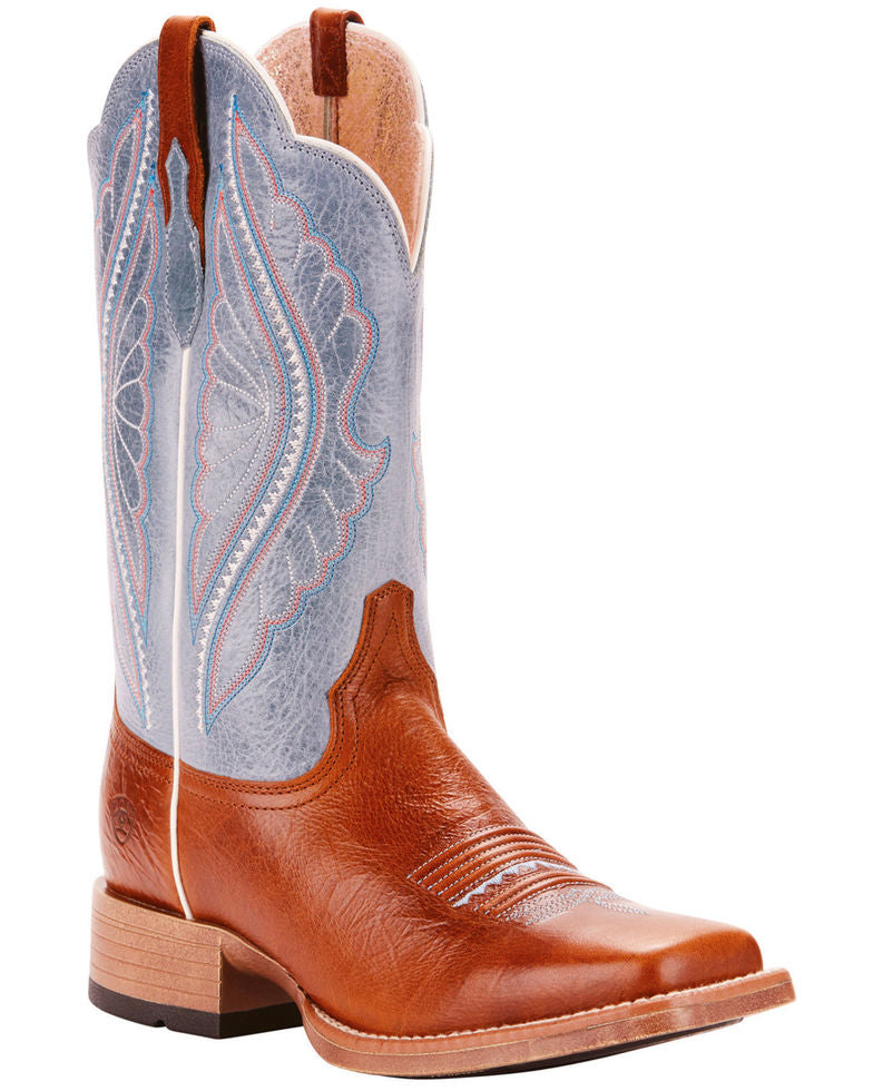 Ariat Primetime Performance Square Toe Western Boots