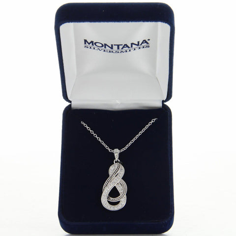 Montana Silversmiths Women's Wrapped Up In You Necklace