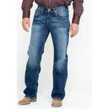 Men's Ariat M4 Brady Low Rise Bootcut Jean
