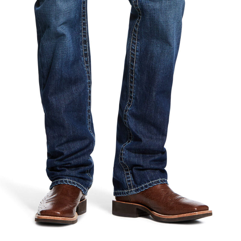 Men's Ariat M5 Carson Straight Leg Stackable Jean