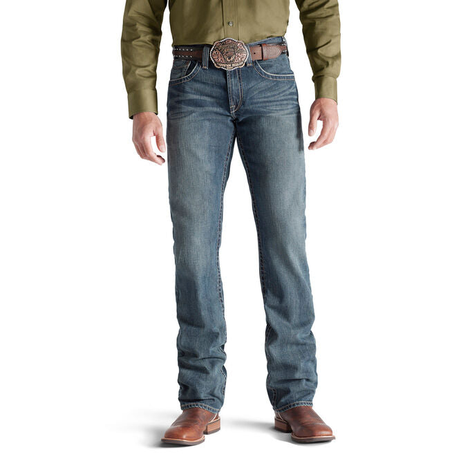 Men's Ariat M5 Deadrun Stackable Straight Leg Jean