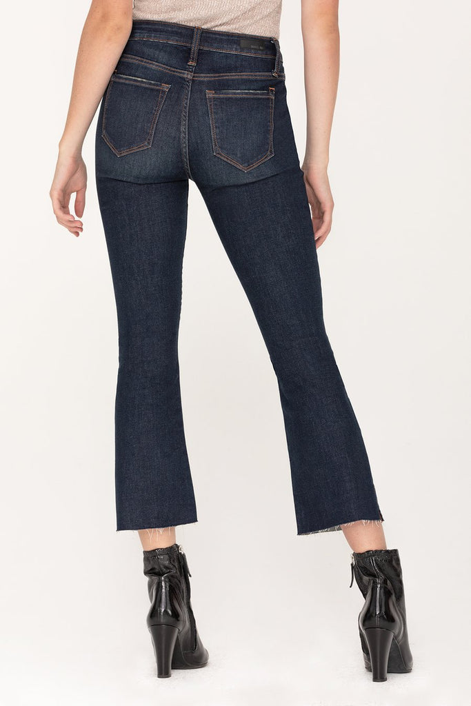 Miss Me Women's Evolution Cropped Bootcut Jeans