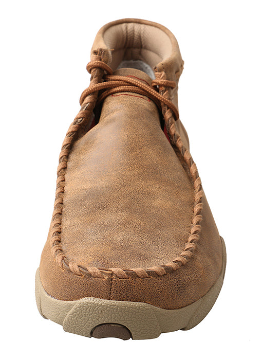 Twisted X Men's Driving Moccasins – Bomber