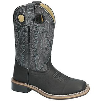Smoky Mountain Kids Duke Square Toe Boots