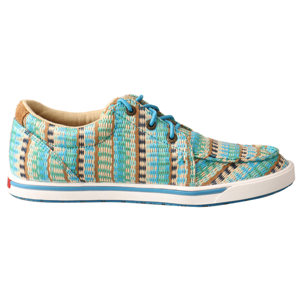 Twisted X Women's Blue Mirage Kicks