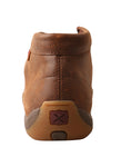 Twisted X Women's Brown Driving Moc Shoes