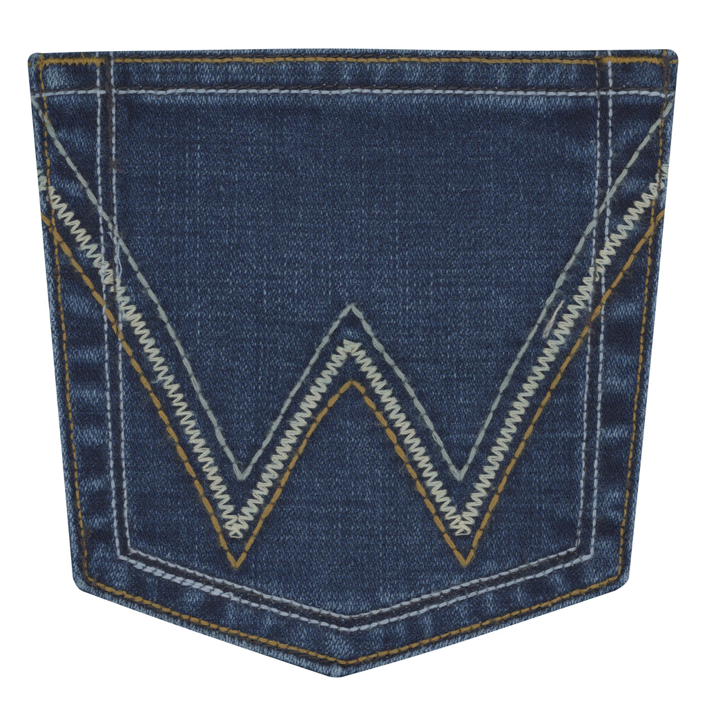 Wrangler Women's Q-Baby Gold Hill Riding Jeans
