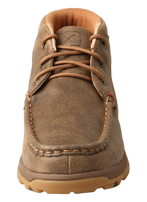 Twisted X Women's Chukka Driving Moc with CellStretch