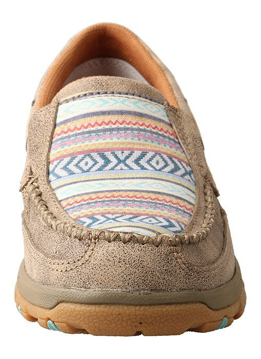Twisted X Women's Dusty Tan/Multi CellStretch Casual