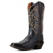 Women's Ariat Round Up Square Toe Boot