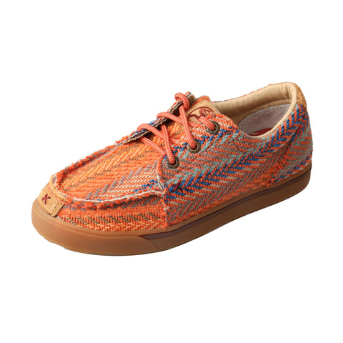 Twisted X Kids Multi Pattern Hooey Shoes