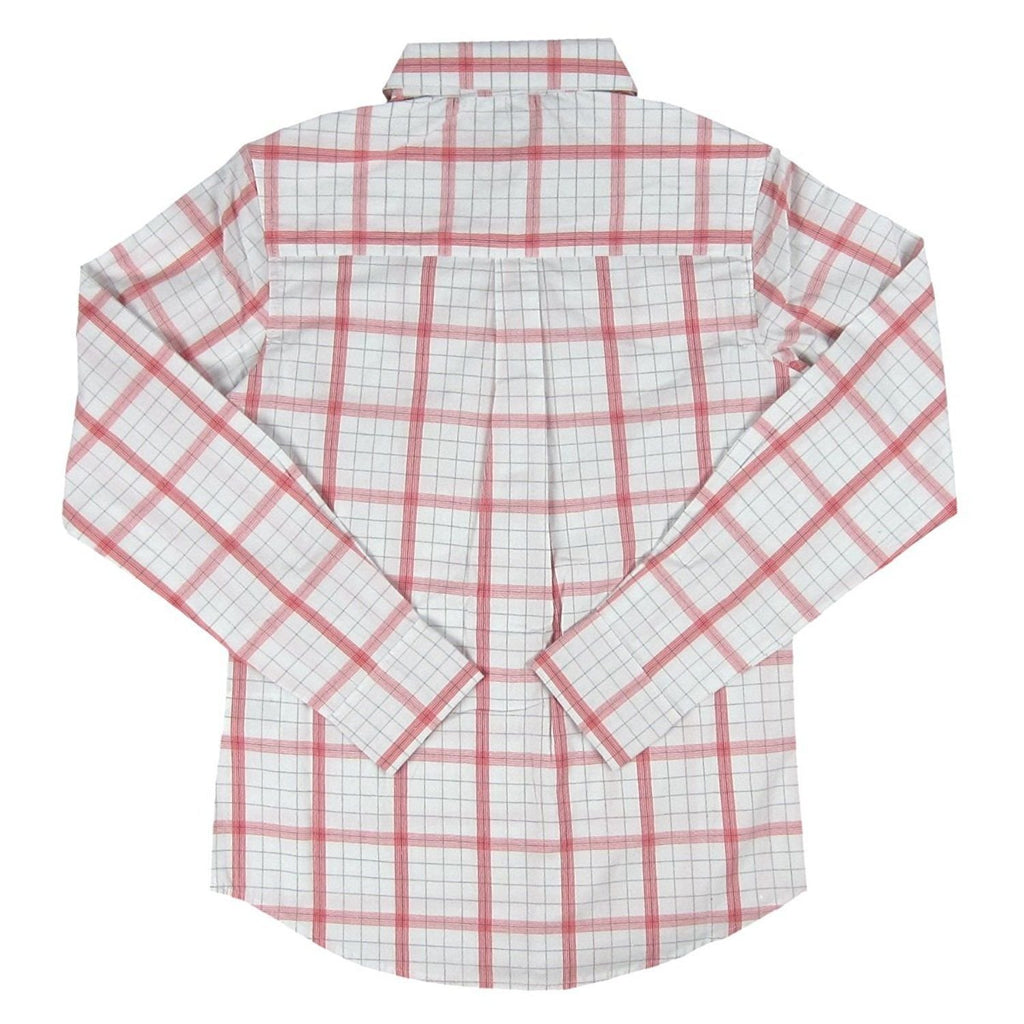 Wrangler George Striat For Her Long Sleeve Button Shirt