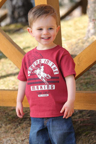 Cinch Legend In The Making Baby/Toddler Tee