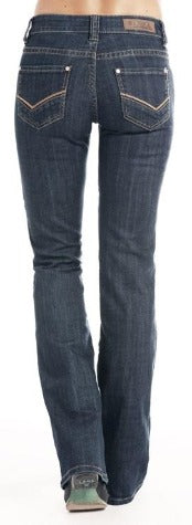 Rock & Roll Women's Riding Bootcut Jeans