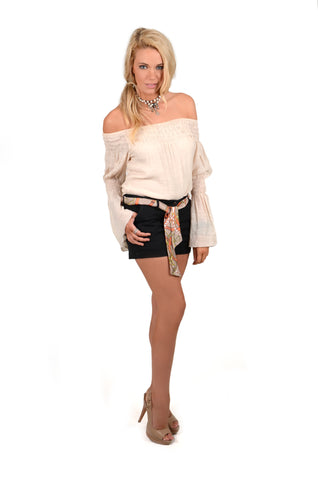 Julieta Top white