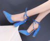 AmazenSave Bag & Shoes / Women's Shoes / Sandals Water blue / 36 Simply Pointed Toe High Heel Pumps Shoes