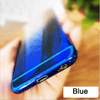 AmazenSave Blue / For iPhone 6 6s - Aurora Gradient Transparent Case For Iphone