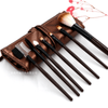 AmazenSave Health & Beauty, Hair / Makeup / Makeup Brushes Bronze Makeup Brush Set of 7