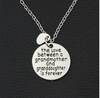 AmazenSave Jewelry & Watches / Fashion Jewelry / Necklace & Pendants Grandma And Granddaughter Necklace Grandma And Granddaughter Necklace