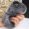 AmazenSave Phones & Accessories / Mobile Phone Parts / Housings Gray / 6 Furry iPhone Case