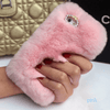 AmazenSave Phones & Accessories / Mobile Phone Parts / Housings Pink / 6plus Furry iPhone Case