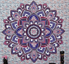 AmazenSave Sports & Outdoors / Swimming / Cover-Ups C / 148*210 Indian Mandala Tapestry Green Blue Flower Beautiful Wall Art Tapestry 210x150cm Bedspread Beach Towel Yoga Blanket Table Cloth