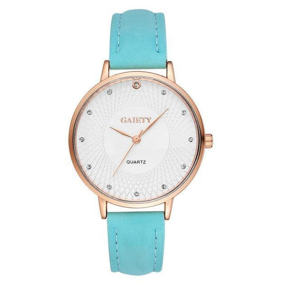 Mary - 38 mm - Five O'Clock - Mens and Womens Casual Watches