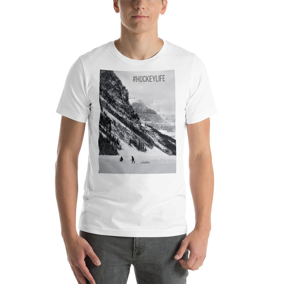 Short-Sleeve Unisex T-Shirt - Five O'Clock - Mens and Womens Casual Watches