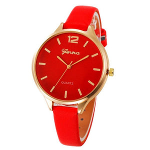 Jessica - 30 mm - Five O'Clock - Mens and Womens Casual Watches